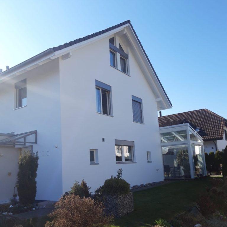 Renovation Fassade_Maler Laurianti in Oberentfelden